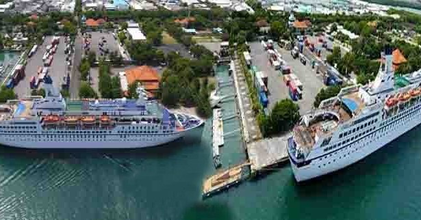 Benoa Bali Harbor Port Cruise Ships