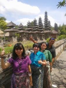 Thai client, Hello  Bali