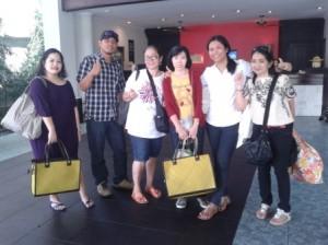 sunskybali tour at loby hotel kuta area
